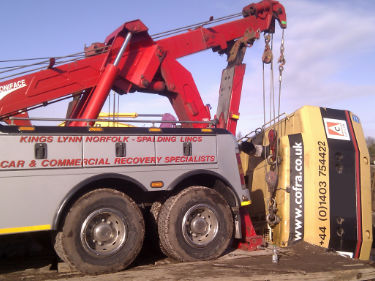 Heavy winching of industrial and construction equipment